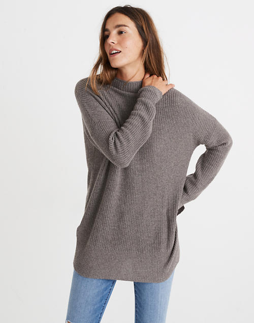 Mockneck Sweater Tun