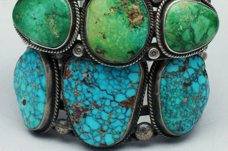 Turquoise Bracelet | Turquoise Bracelet Histo