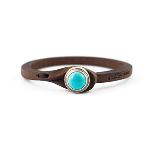 Leather Turquoise Bracelets: Amazon.c