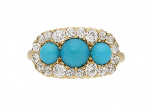 Turquoise jewellery – treasured for thousands of year