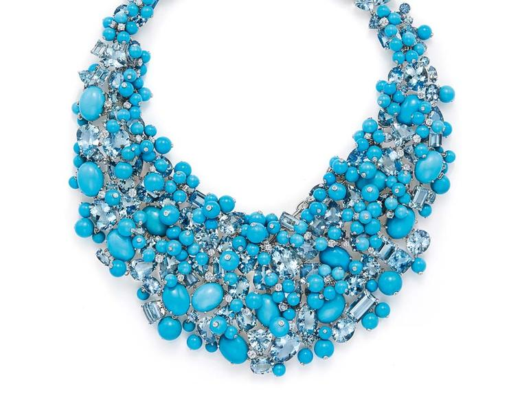 Into the blue: turquoise jewellery takes centre stage | The .