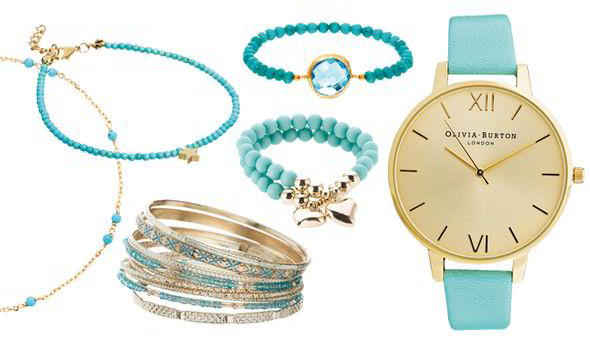 Best turquoise jewellery to wear in summer | Express.co.