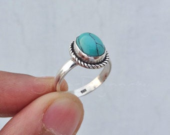 Turquoise ring   Et