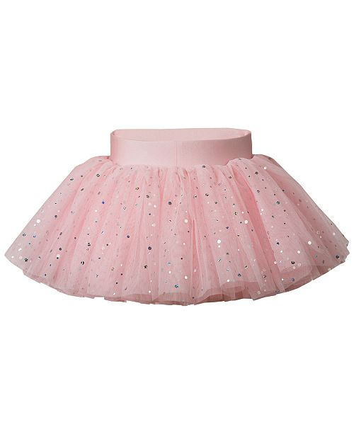 Flo Dancewear Embellished Tutu Skirt, Little Girls & Big Girls .