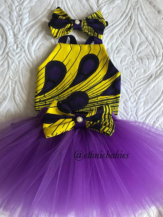 Ankara Tutu/ African fabric Tutu skirt/tutu dress/ethnic tutu .