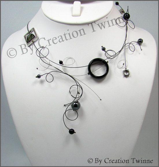 Unique Bridal Necklaces | unique handmade jewelry, handmade .