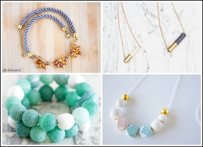 20 Unique Handmade Jewelry Ideas that You will Lo
