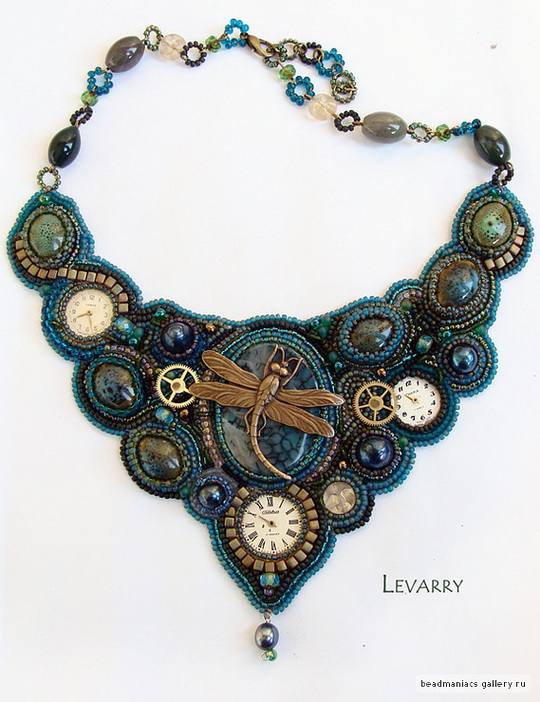 Unique jewellery by Nastasiya ILyashevich | Beads Mag