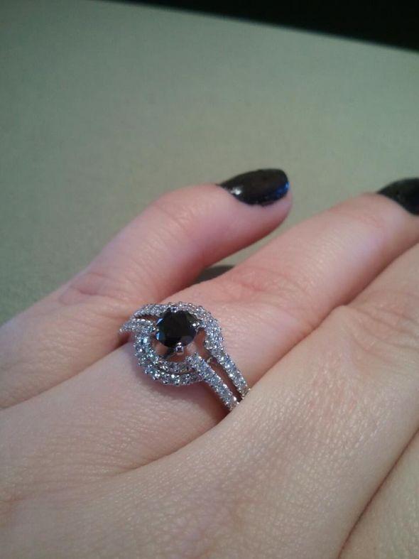 Show off your unique engagement ring