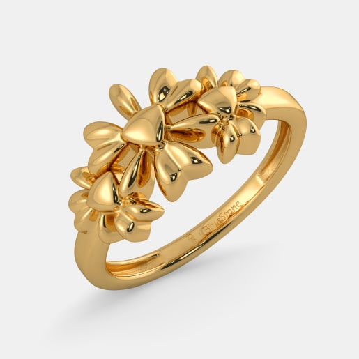 Wedding Ring Designs For Women: Ladies Gold Ring Desig