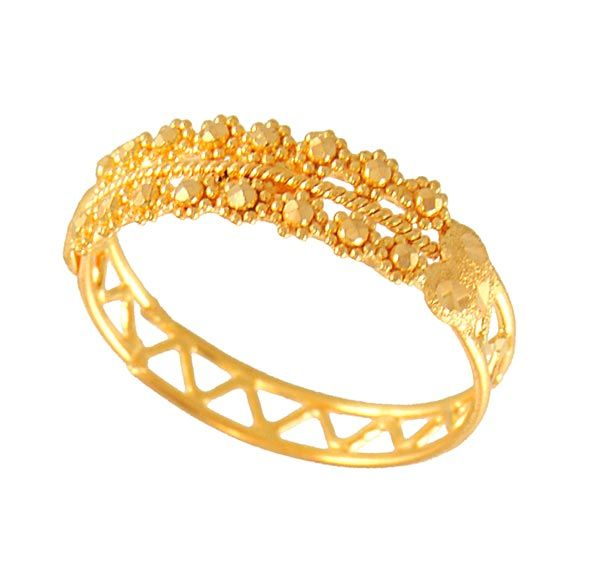 Meena Jewelers Indian gold Ring | Gold ring desig
