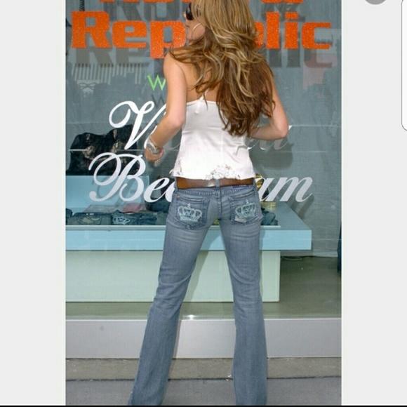 Victoria Beckham Jeans | Rare | Poshma