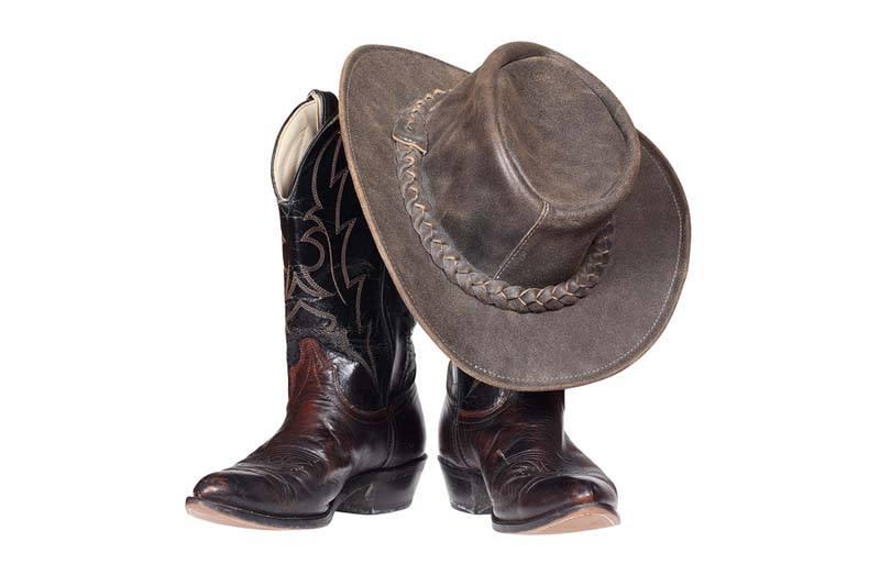 Vintage Cowboy Boots Fit Gui