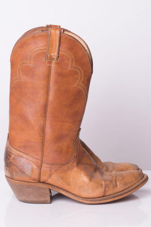 Vintage Wrangler Cowboy Boots (9.5D) - Ragsto