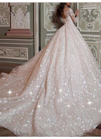 Sale Appealing Wedding Dresses Lace, Vintage Wedding Dresses, Long .