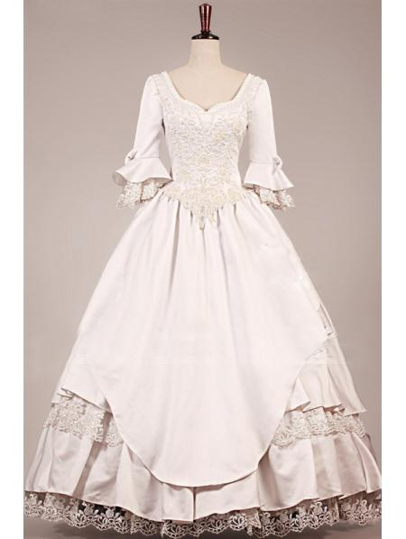 VINTAGE VICTORIAN WEDDING DRESS New Style Vintage Wedding Dresses .