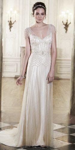 39 Vintage Inspired Wedding Dresses   Wedding Forwa