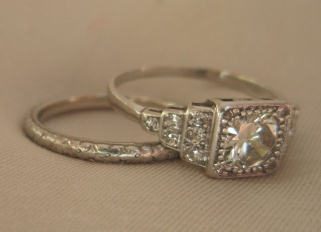 Show us your Antique/Vintage and Reproduction Rings! | Wedding .
