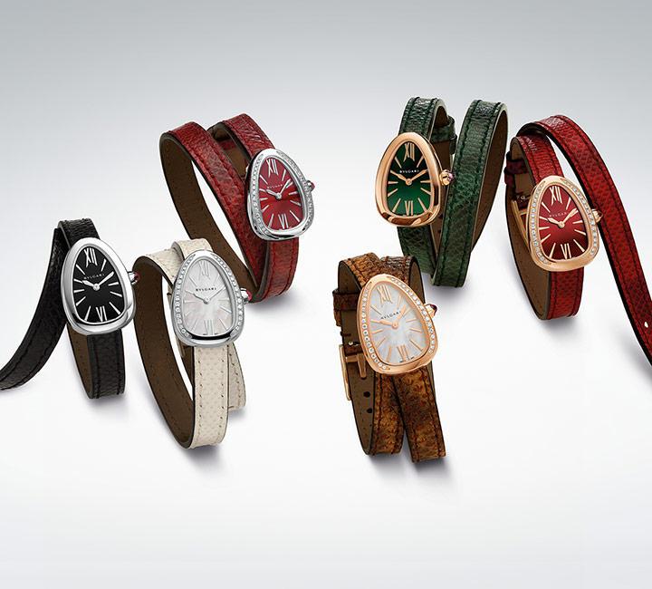 Luxury High End Designer Watches For Men and Women | Bulga
