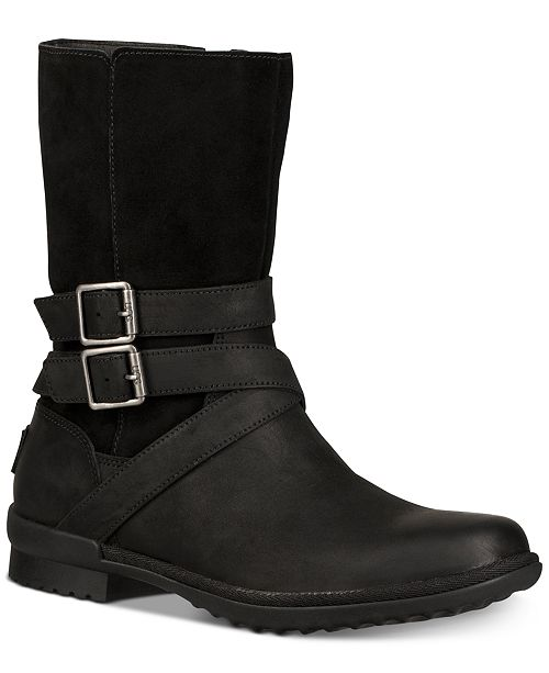 UGG® Women's Lorna Waterproof Boots & Reviews - Boots & Booties .