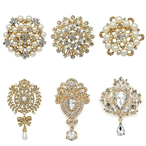 Brooches for Weddings: Amazon.c