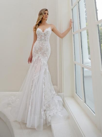Modern Wedding Dresses | Blue by Enzoani | Enzoani | Enzoa