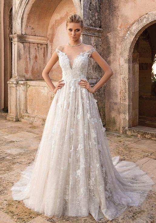 Justin Alexander 88048 Wedding Dress | The Kn