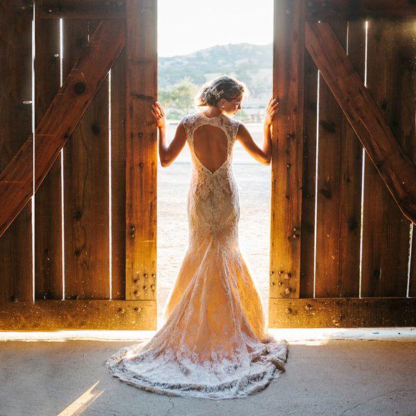 7 Wedding Dresses Perfect For A Barn Wedding - Rustic Wedding Ch