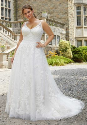 Plus Size Wedding Dresses: Julietta Collection | Moril