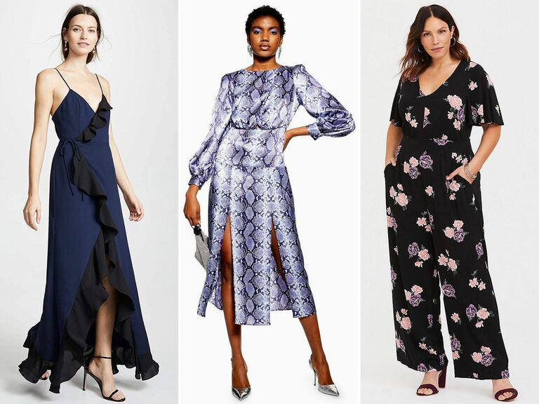 45 Wedding Guest Dresses for Spri