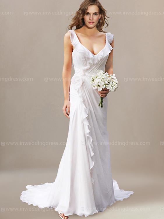 Style BC130-Beach Wedding Dress