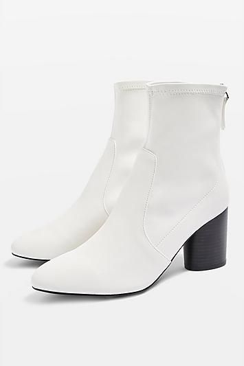 22 White Ankle Boots We're Eyeing for Fall | Who What We