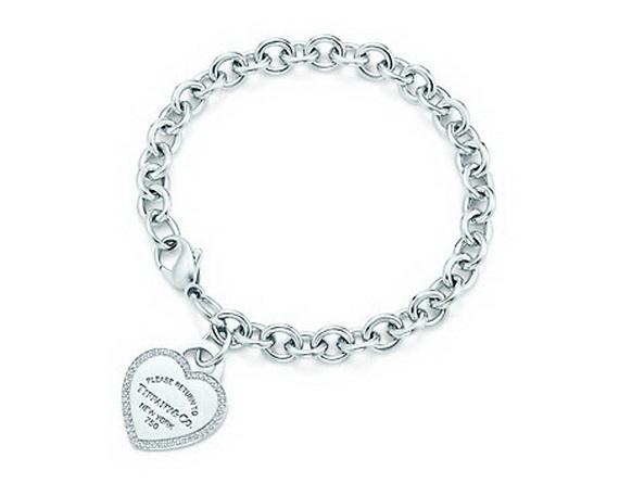 Tiffany & Co. White Gold Bracelets for Wom