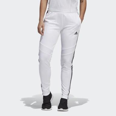 Women - White - Pants | adidas