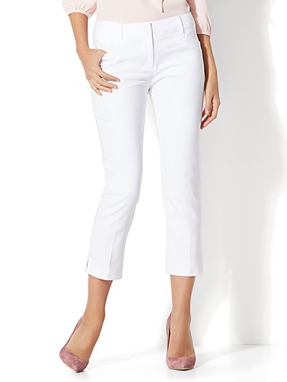 What Is Special In White Pants For Women - StyleSkier.c