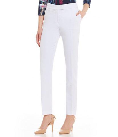 White Women's Casual & Dress Pants | Dillard