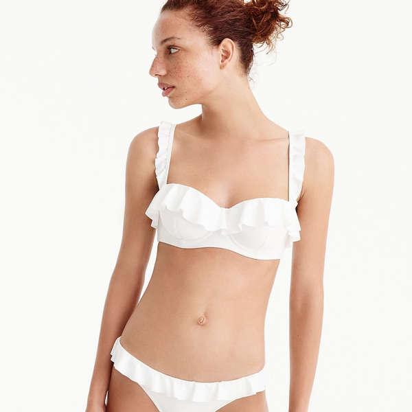10 Best White Swimsuits   Rank & Sty