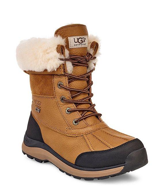 UGG® Adirondack III Waterproof Winter Boots   Dillard