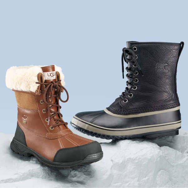 10 Best Men's Winter Boots   Rank & Sty