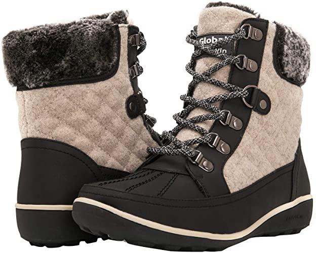 Amazon.com   GLOBALWIN Women's Liza Winter Boots   Snow Boo