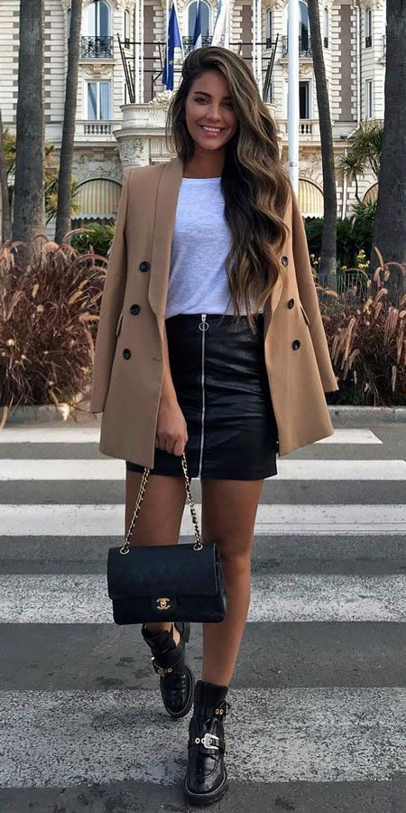 30+ Pretty Winter Outfits You Can Wear on Repeat | Winter fashion .