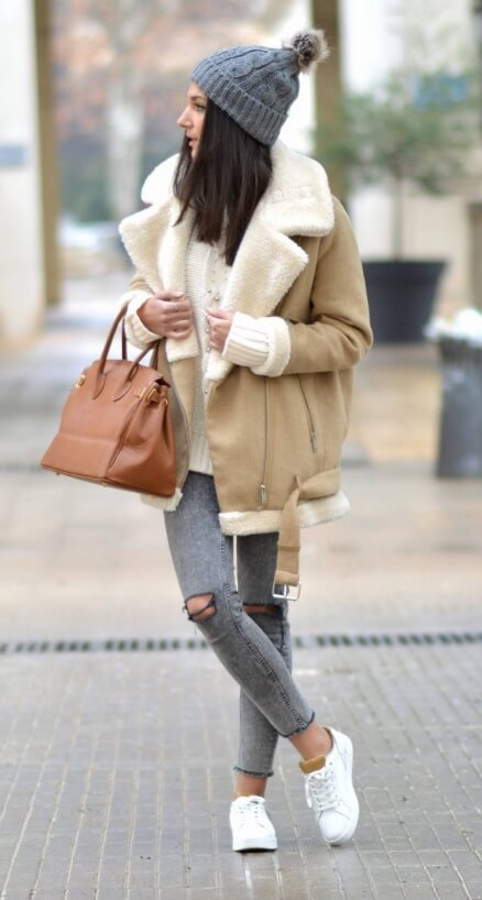 55 Absolutely Cozy Winter Outfits Worth Copying - BelleT