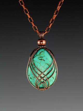 Wire Wrapped Jewelry Making | Granby