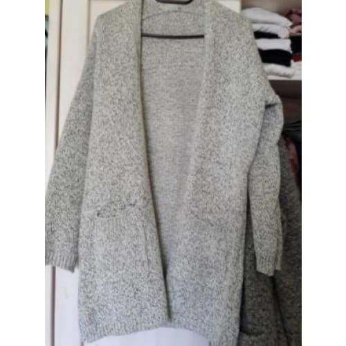 Fashion Women Cardigans Long Sleeve Sweaters Cardigan Knitted .