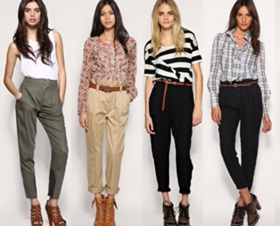 What To Wear With Chinos Women | Womens chinos, Chinos women .