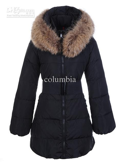 Women's winter down coats – sporty fashion that inspires .