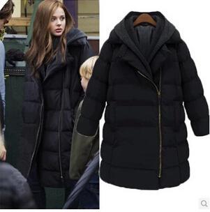 Modern down jackets for women – ChoosMeinSty