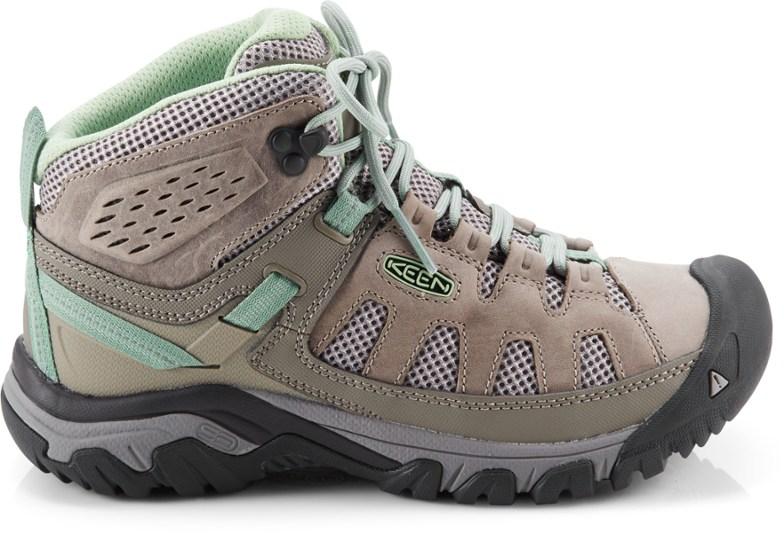 KEEN Targhee Vent Mid Hiking Boots - Women's | REI Co-