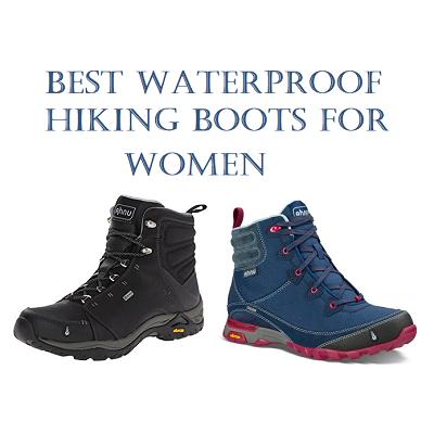 Top 10 Best Waterproof Hiking Boots for Women In 2020 | Work We