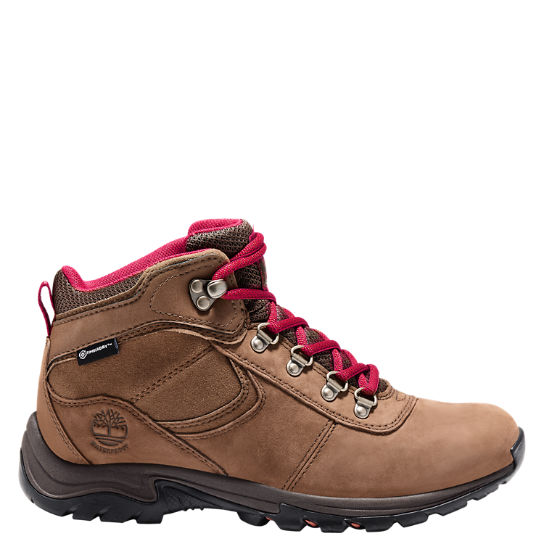 Women's Mt. Maddsen Mid Waterproof Hiking Boots | Timberland US Sto